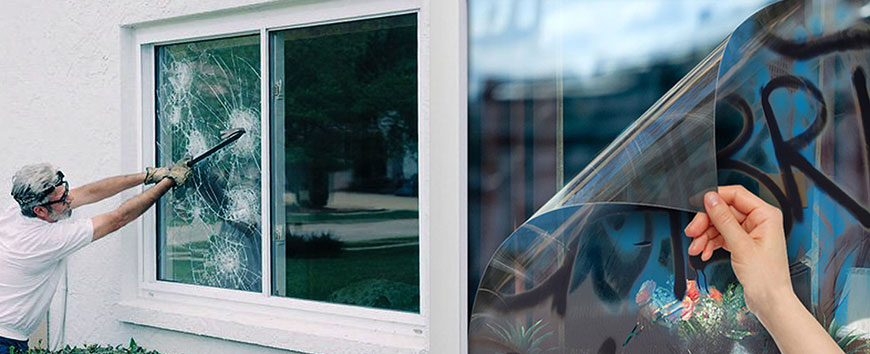 Safety Window Tinting Madision Security Window Film
